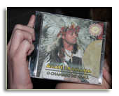 CD - O CHAMADO DO XAMÃ - POR AKAIÊ SRAMANA